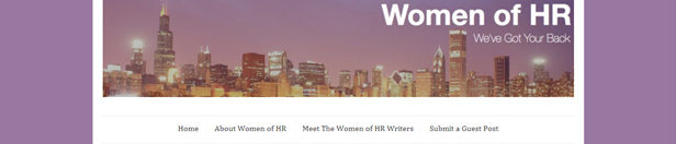 Gender Diversity Blogs - Women of HR